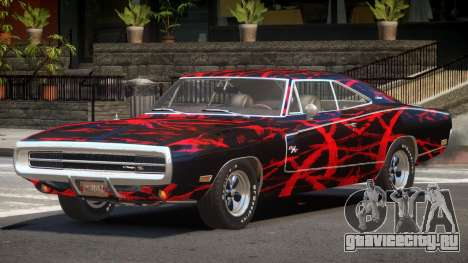 Dodge Charger 440 PJ5 для GTA 4