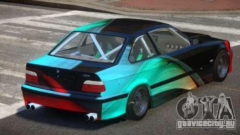 BMW M3 E36 R-Tuned PJ5 для GTA 4