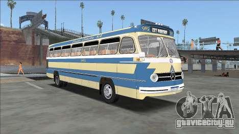 Автобус Мерседес-Бенц о-321 ГЛ 1958 для GTA San Andreas