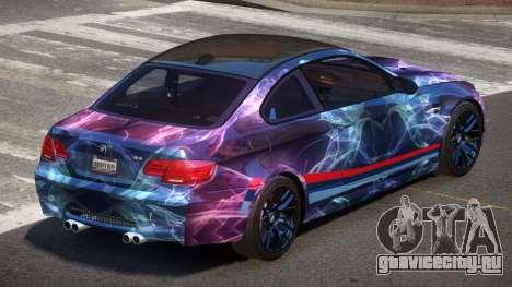 BMW M3 E92 LR PJ6 для GTA 4