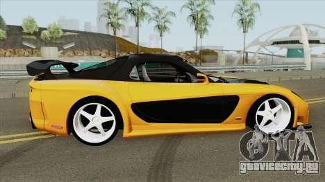 Mazda RX-7 (VeilSide) для GTA San Andreas