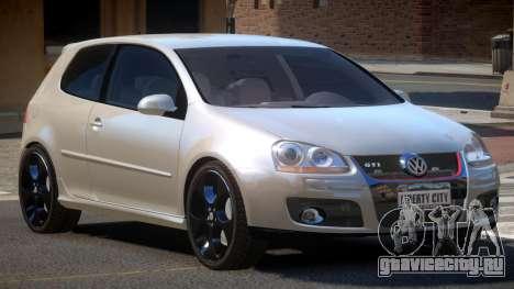 Volkswagen Golf 5 V2.1 для GTA 4