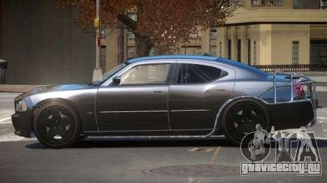Dodge Charger Custom для GTA 4