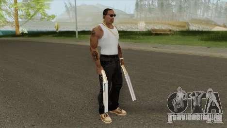 Sawn-Off Shotgun (Manhunt) для GTA San Andreas