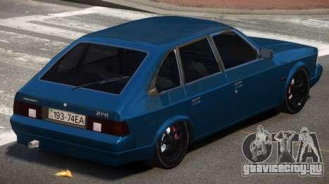 AZLK 2141 LS для GTA 4