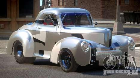 Willys Coupe 441 PJ4 для GTA 4