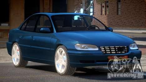 Opel Omega RS для GTA 4