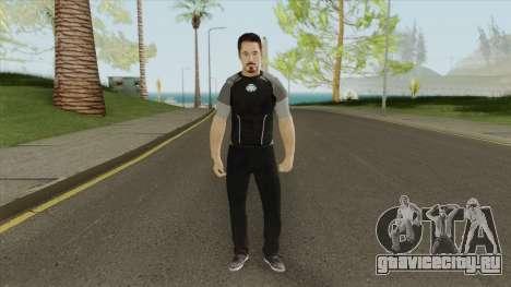 Tony Stark V1 (Iron Man 3) для GTA San Andreas