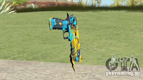 Desert Eagle - Born Beast (CFS 2018: Cross Fire) для GTA San Andreas