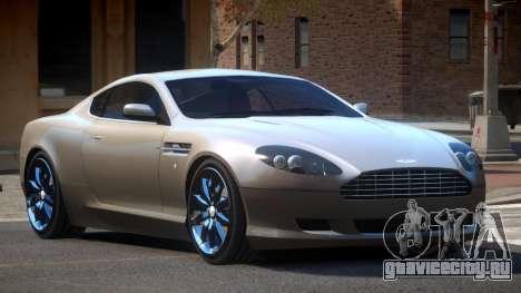 Aston Martin DB9 LS для GTA 4