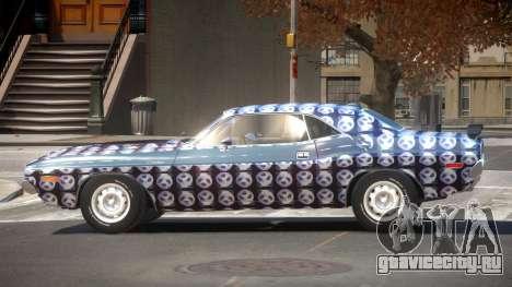 Dodge Challenger RT H-Style PJ5 для GTA 4