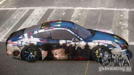 Porsche 911 LR PJ4 для GTA 4