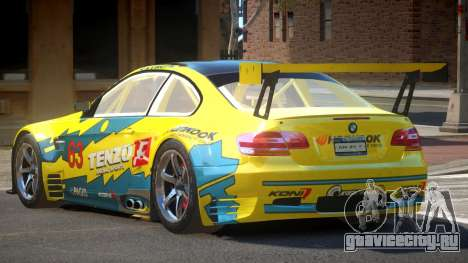 BMW M3 E92 R-Tuning PJ6 для GTA 4