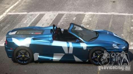 Ferrari 360 SR PJ2 для GTA 4