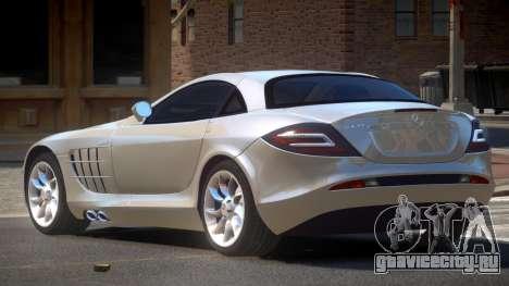 Mercedes Benz SLR E-Style для GTA 4