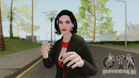 Molly Schultz (Casual) V1 GTA V для GTA San Andreas