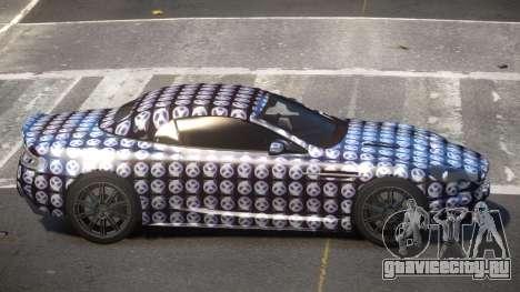 Aston Martin DBS RT PJ5 для GTA 4