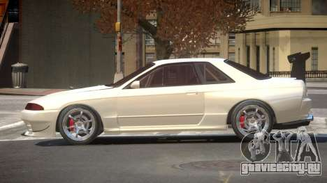 Nissan Skyline R32 D-Style для GTA 4