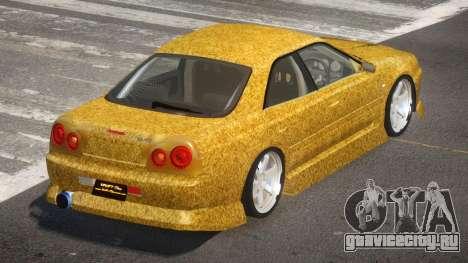 Nissan Skyline R34 SRS PJ6 для GTA 4