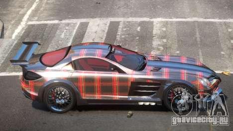 Mercedes Benz SLR H-Style PJ6 для GTA 4