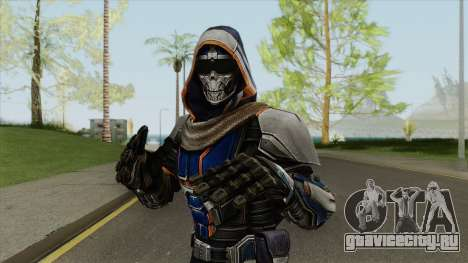 Taskmaster (Black Widow Movie) для GTA San Andreas