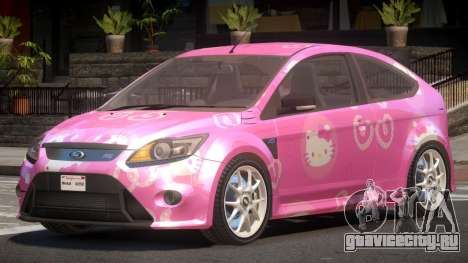 Ford Focus RS L-Tuned PJ4 для GTA 4