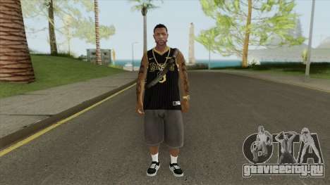 Random Male Skin V14 (GTA Online) для GTA San Andreas
