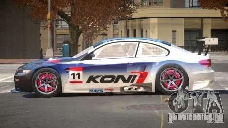 BMW M3 E92 R-Tuning PJ2 для GTA 4