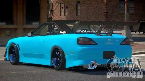 Nissan Silvia S15 Pro D-Style для GTA 4