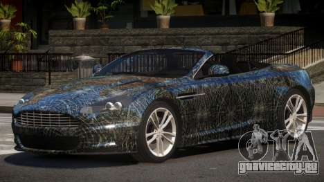 Aston Martin DBS Volante PJ4 для GTA 4