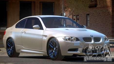 BMW M3 E92 LR для GTA 4