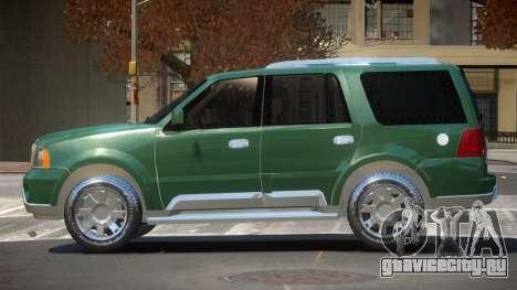 Lincoln Navigator RS для GTA 4