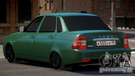 Lada Priora 2170 V2.1 для GTA 4
