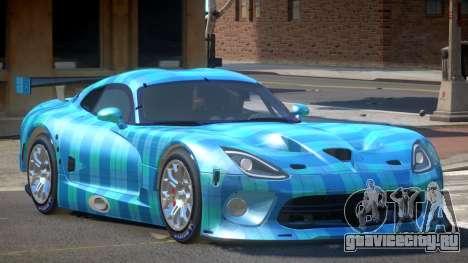 Dodge Viper SRT L-Tuning PJ5 для GTA 4