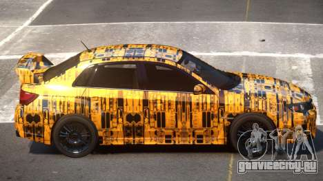 Subaru Impreza S-Tuned PJ5 для GTA 4