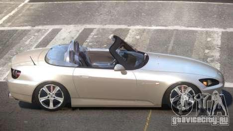 Honda S2000 SR для GTA 4