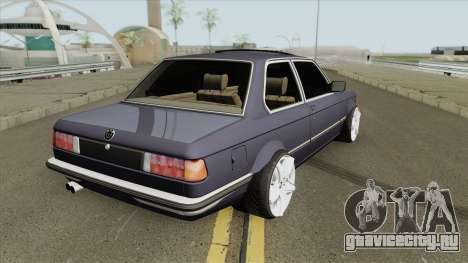 BMW 3-er E21 (Wide Body) для GTA San Andreas