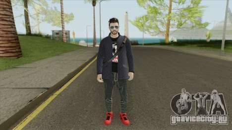 Random Male Skin V19 (GTA Online) для GTA San Andreas