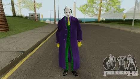 Mr J (Gotham) для GTA San Andreas