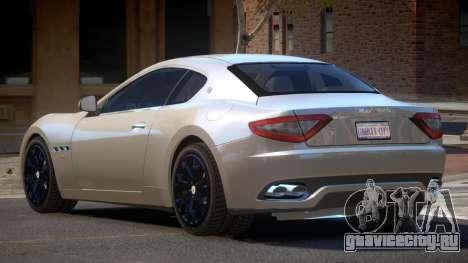 Maserati Gran Turismo LS для GTA 4