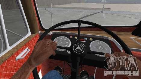 Грузовик Мерседес-Бенц ЛП 321 1959 для GTA San Andreas
