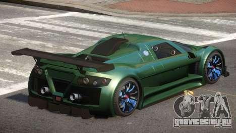 Gumpert Apollo TDI для GTA 4