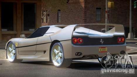 Ferrari F50 GT для GTA 4