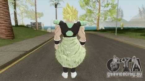 Broly V3 (Dragon Ball Super) для GTA San Andreas
