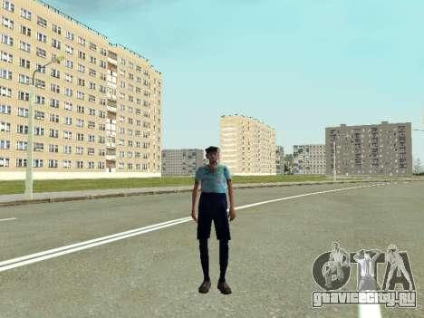 Николай Добрынин (в роли Митяя Буханкина) v4 для GTA San Andreas