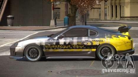 Toyota Supra SR PJ2 для GTA 4