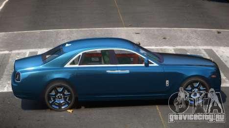 Rolls Royce Ghost RP для GTA 4