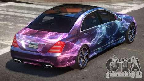 Mercedes-Benz S65 ES PJ2 для GTA 4