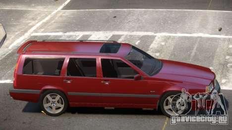 Volvo 850 ST для GTA 4