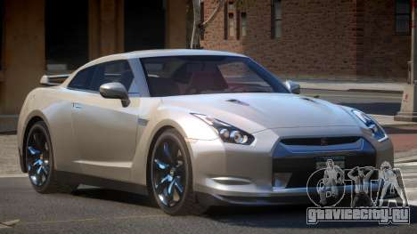 Nissan GT-R LS для GTA 4